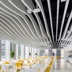LMD-L LAOLA | Suspended ceilings | Lindner Group