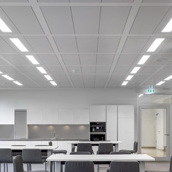 BASICline | Suspended ceilings | Lindner Group
