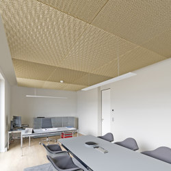 MESHdesign Viva | Suspended ceilings | Lindner Group