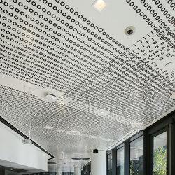 COMPprint | Ceiling panels | Lindner Group