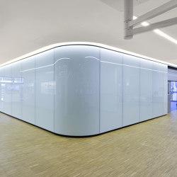 Lindner Free Glass | Ceiling panels | Lindner Group