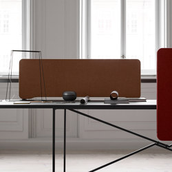 Edge Table Screen | Cloisons pour table | Lintex
