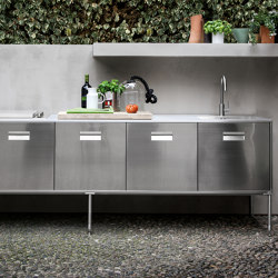 Artusi linear outdoor | Compact outdoor kitchens | Arclinea