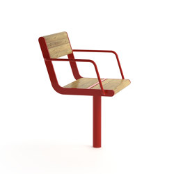 April chair | Sillas | Vestre