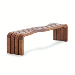 Dialog bench | Benches | Vestre