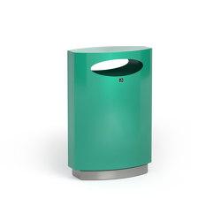 Urban waste container | Waste baskets | Vestre