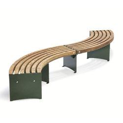 Via bench | Sitzbänke | Vestre