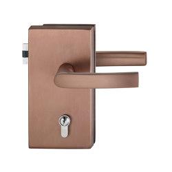 FSB 1015 Glass-door hardware | Handle sets for glass doors | FSB