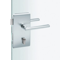 FSB 1035 Glass-door hardware | Handle sets for glass doors | FSB