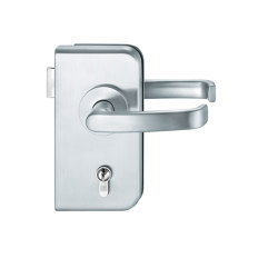 FSB 1045 Glass-door hardware | Handle sets for glass doors | FSB