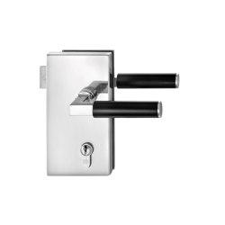 FSB 1102 Glass-door hardware | Handle sets for glass doors | FSB