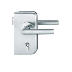 FSB 1108 Glass-door hardware | Handle sets for glass doors | FSB
