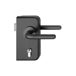 FSB 1147 Glass-door hardware | Handle sets for glass doors | FSB