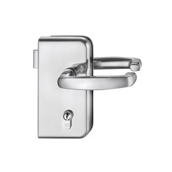 FSB 1159 Glass-door hardware | Handle sets for glass doors | FSB