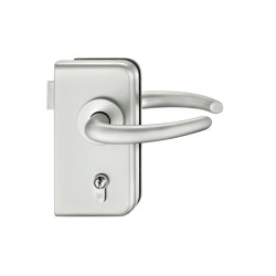 FSB 1160 Glass-door hardware | Handle sets for glass doors | FSB
