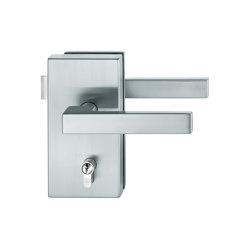 FSB 1183 Glass-door hardware | Handle sets for glass doors | FSB