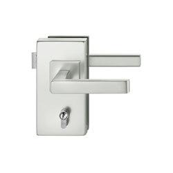 FSB 1222 Glass-door hardware   Handle sets for glass doors   FSB