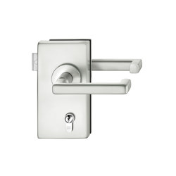 FSB 1232 Glass-door hardware | Handle sets for glass doors | FSB