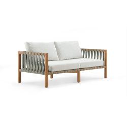 MISTRAL 102 2-Seater Sofa | Canapés | Roda