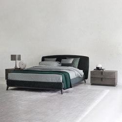 Olivier Bed | Beds | Flou