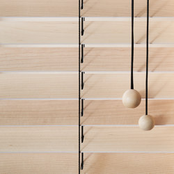 Venetian Blinds | Wooden | Cord operated systems | Ann Idstein