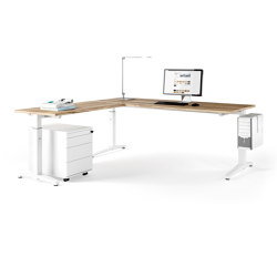 Canvaro Desk | Tavoli contract | Assmann Büromöbel