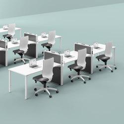 Rondana Tables de séminaire | Tables collectivités | Assmann Büromöbel