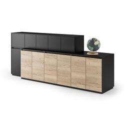 Intavis Storage system | Armadi | Assmann Büromöbel