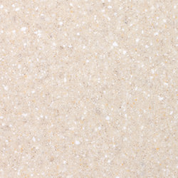Pebble Gold | Mineral composite panels | Staron®