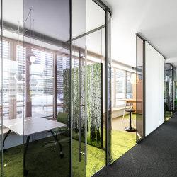 fecotür glass sliding door ST10B | Internal doors | Feco