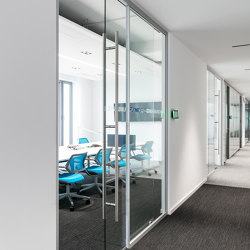 fecotür glass sliding door ST10B | Puertas de interior | Feco