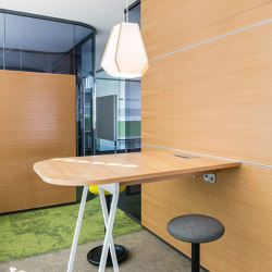 fecophon wood | Wall partition systems | Feco