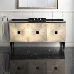 Meuble porte-lavabo Jetset 3 | Meubles sous-lavabo | Devon&Devon