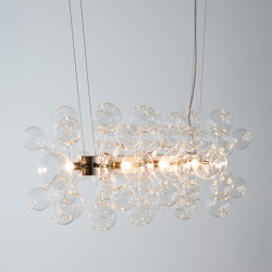 Cloud | Suspended lights | Isabel Hamm Licht