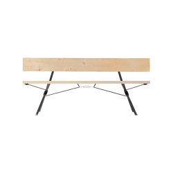 Kampenwand Bench | Benches | Nils Holger Moormann