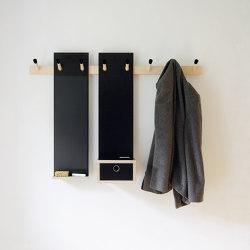 Rechenbeispiel | Percheros de ganchos | Nils Holger Moormann