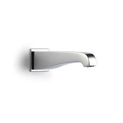 Time Boca de erogación | Grifería para bañeras | Devon&Devon