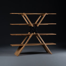 X Shelf | Shelving | Artisan