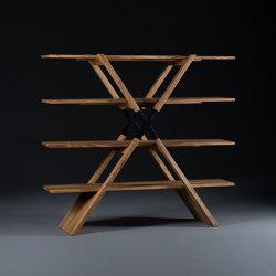 X Shelf | Scaffali | Artisan