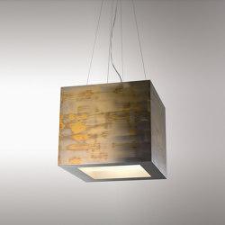 Tom Box | Suspended Lamp | Suspended lights | Laurameroni