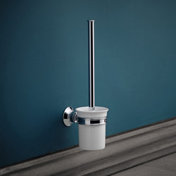 AXOR Montreux Toilet Brush Holder | Toilet brush holders | AXOR