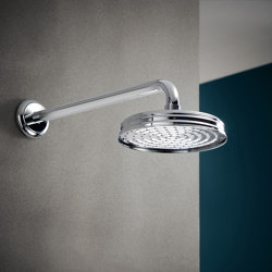 AXOR Montreux plate overhead shower Ø 180mm DN15 | Shower controls | AXOR