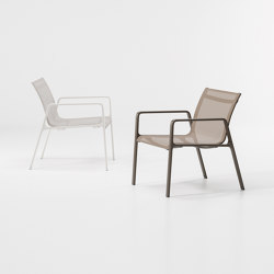 Park Life low dining armchair | Chairs | KETTAL