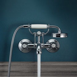 AXOR Montreux 2-Handle Bath Mixer DN15 | Bath taps | AXOR