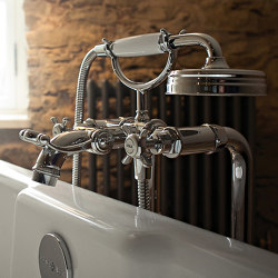 AXOR Montreux 2-Handle Bath Mixer free-standing DN15 | Bath taps | AXOR