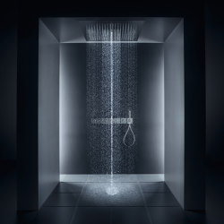 AXOR Shower Collection ShowerHeaven 97 x 97 DN20 without lighting | Shower controls | AXOR