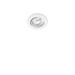 Dot Tilt | w | Recessed ceiling lights | ARKOSLIGHT