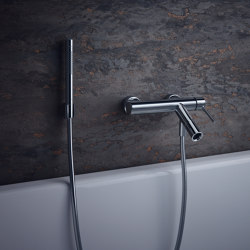 AXOR Starck Single Lever Bath Mixer for exposed fitting DN15 | Bath taps | AXOR