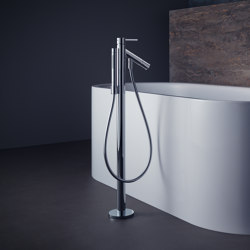 AXOR Starck Free-standing Single Lever Bath Mixer DN15 | Bath taps | AXOR