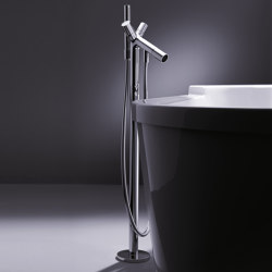 AXOR Starck Free-standing 2-Handle Bath Mixer DN15 | Bath taps | AXOR